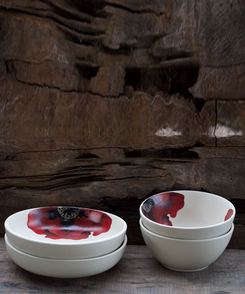 Scarlet_Meal_Bowl_and_Scarlet_Shallow_Bowl_set_of_2--White Hill Studio-2058