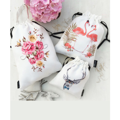 Utility/_Gift_Bags_(C)_-_Born_Wild-Travel Kits and Travel Pouches-Whistling Yarns-1643