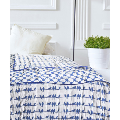 Whispering_Blue_Birds_A/C_Quilt-Dohars and Quilts-Auruhfy-1613