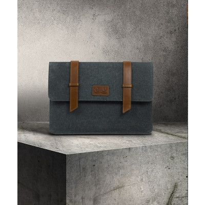 Oslo_Laptop_Sleeve_Grey_&_Tan_Leather-Bags and Luggage-Mount Wilder-2773