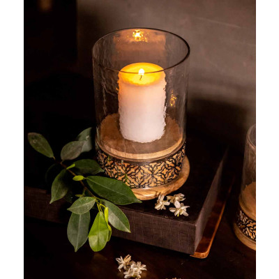 Zoya_Candle_Holder-Candle Stands and Tea Light Holders-Logam-4148
