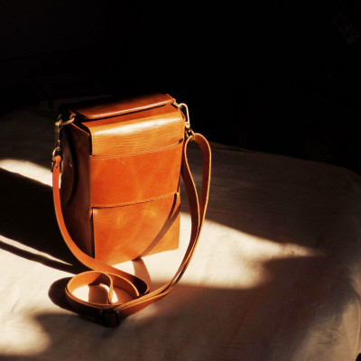 Esmerelda_-_A_Leather_sling_bag_and_a_pouch-Bags and Luggage-The Bicyclist-2233