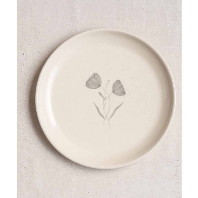 Poppy_Dinner_Plate_(Sold_Individually)-Tableware-Minimal Indian-4298