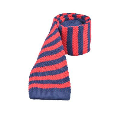 Red_Stripes_Knitted_Tie-Neckties-Life In Slow Motion-93