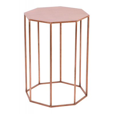 Lucida_End_Table:_Copper-Furniture-THE LOHASMITH-1871