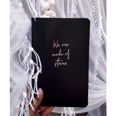 Notebook_-_Made_Of_Stories-Notebooks, Journals and Planners-Tilt-2701