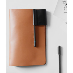 THE_INFINITE_BOOK_TAN-Notebooks, Journals and Planners-Beatroot-2637