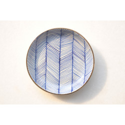 Club_Polka_Blue_Chevron_Trinket_Dish-Shop-Suite Nº8-1496