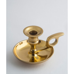 Georgie:_Gold-Candle Stands and Tea Light Holders-Topp Brass-1764