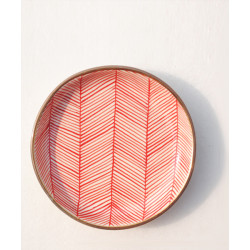 Club_Polka_Red_Chevron_Trinket_Dish-Shop-Suite Nº8-1493