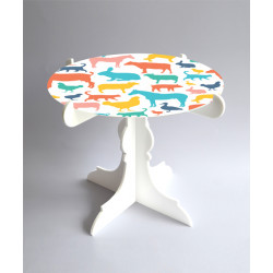 Animal_Collapsible_Cake_Stand-Decor-Pop Goes The Art-1829