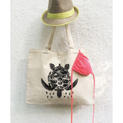 TOTE_BAG_{beach_people}-Bags-Whistling Yarns-1904
