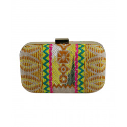 Mythical_Yellow_Clutch-Bags-Eclectic Designs-3163