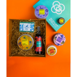 Happy_Body_Box-Beauty Boxes and Hampers-Wild Flower Naturals-2189