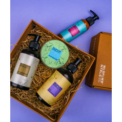 The_Pet_Spa_Box-Beauty Boxes and Hampers-Wild Flower Naturals-2190