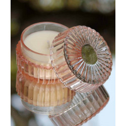 Pink_Candle-Candles-Glass Forest-4015