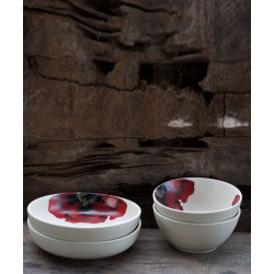 Scarlet_Meal_Bowl_and_Scarlet_Shallow_Bowl_set_of_2-Crockery and Cutlery-White Hill Studio-2058