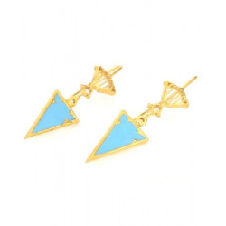 Lattice_Turquoise_Enamel_earrings-Jewellery-AZGA-2103